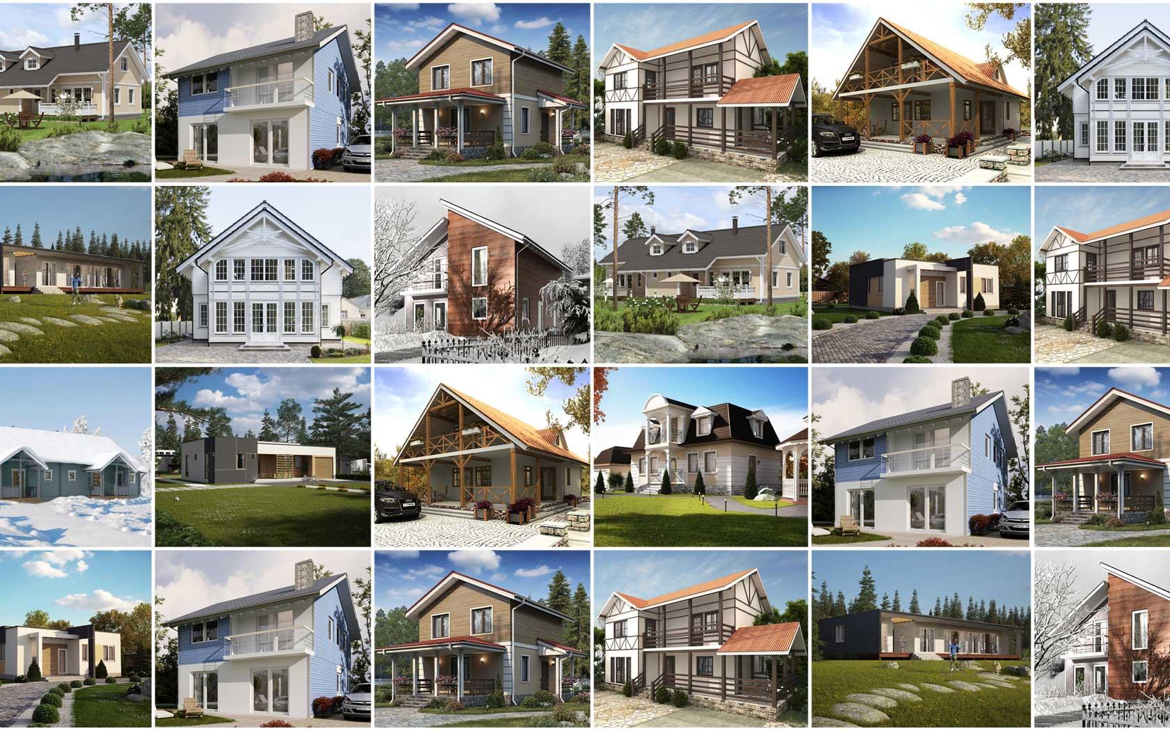 дома под ключ новороссийск проекты цены